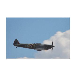 Supermarine Spitfire Canvas Prints