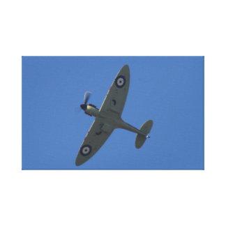 Supermarine Spitfire Gallery Wrap Canvas