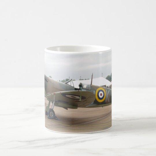 Supermarine Spitfire MK.IIa BBMF Mug