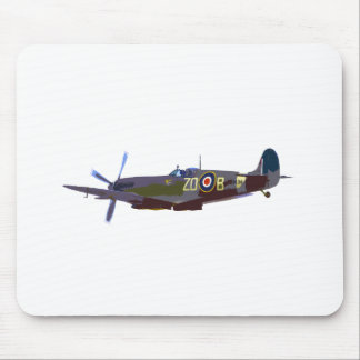 Supermarine Spitfire Mouse Mat