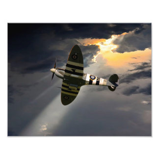 Supermarine Spitfire Photo Print