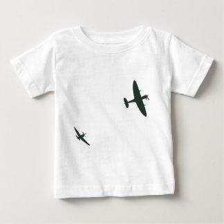Supermarine Spitfires Baby T-Shirt
