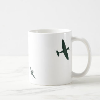 Supermarine Spitfires Coffee Mug