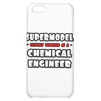 Supermodel .. Chemical Engineer Cover For iPhone 5C