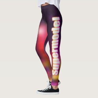 Supermodel City Leggings