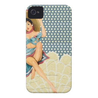 Supermodel iPhone 4 Cover
