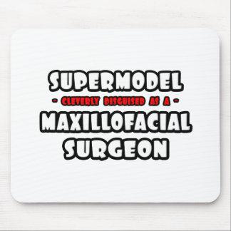 Supermodel .. Maxillofacial Surgeon Mouse Pad