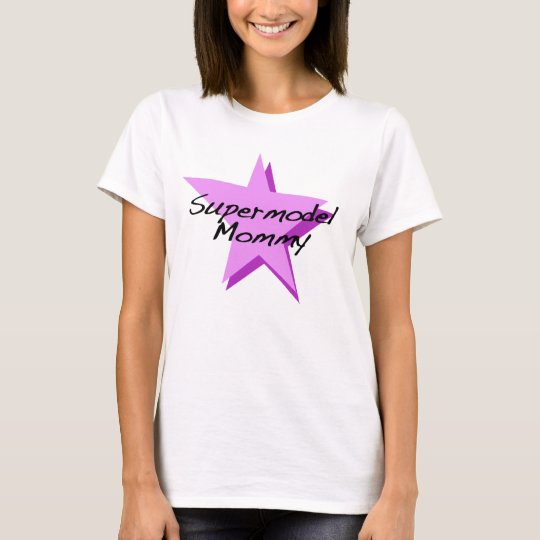 Supermodel Mummy T-Shirt