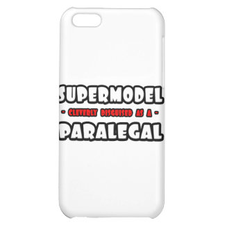Supermodel .. Paralegal Case For iPhone 5C