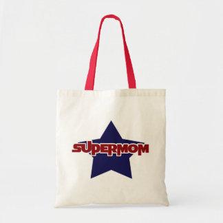 Supermom Tote Bags