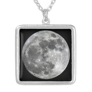 Supermoon Moon Necklace