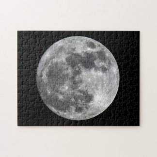 Supermoon Moon Puzzle