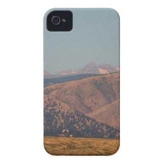 Supermoon Over Colorado Rocky Mountains iPhone 4 Case-Mate Cases