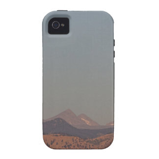 Supermoon Over Colorado Rocky Mountains Indian Pea iPhone 4/4S Covers
