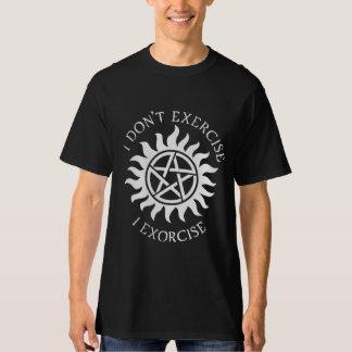 Supernatural Exercise/Exorcise shirt