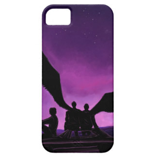 Supernatural Galaxy iPhone 5 Cover