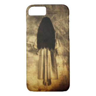 Supernatural Hairy Yurei Ghost Creepy Design iPhone 8/7 Case