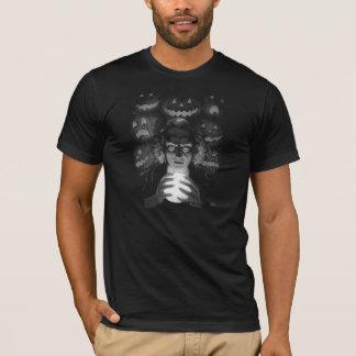 Supernatural Halloween Fortuneteller Witch T-Shirt