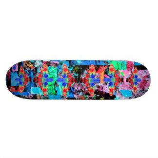 Supernatural-  Inkblot Moth & Comic book style art 21.6 Cm Skateboard Deck