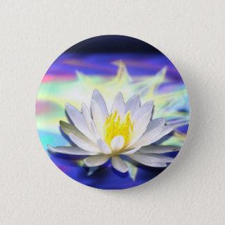 Supernatural Lotus 6 Cm Round Badge