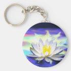 Supernatural Lotus Key Ring