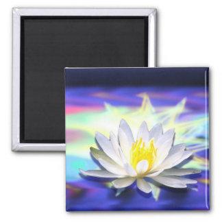 Supernatural Lotus Magnet