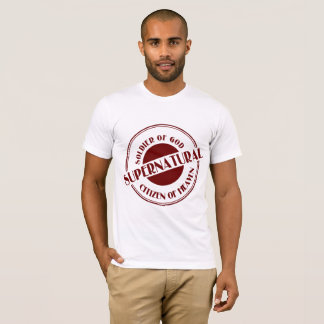 Supernatural Soldier T shirt