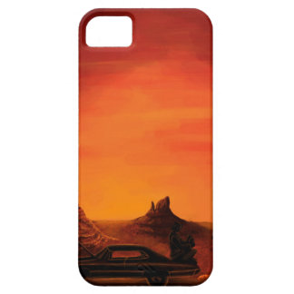 Supernatural Sunset iPhone 5 Cases