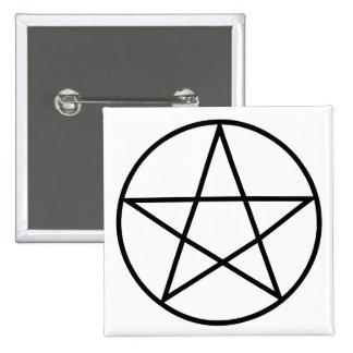 Supernatural Symbol Series #4 15 Cm Square Badge