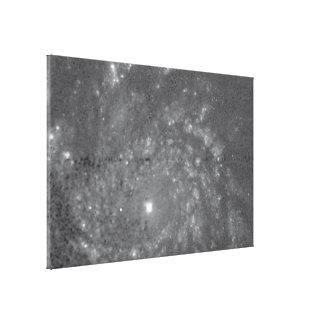 Supernova 1994I in the Whirlpool Galaxy (M51).ai Canvas Prints