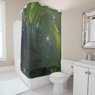 supernova 1 shower curtain
