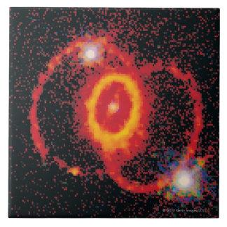 Supernova 2 large square tile