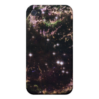 Supernova Remnant Cassiopeia A - December 2004 iPhone 4 Case