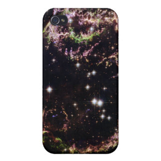 Supernova Remnant Cassiopeia A - March 2004 iPhone 4 Covers