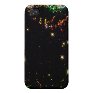 Supernova Remnant Cassiopeia iPhone 4/4S Covers
