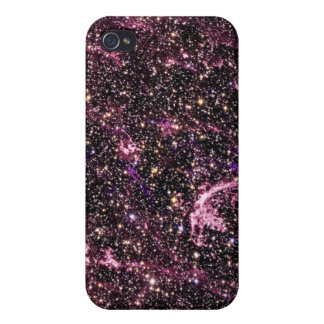 Supernova Remnant LMC N132D Cases For iPhone 4