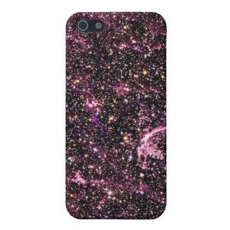 Supernova Remnant LMC N132D iPhone 5/5S Covers