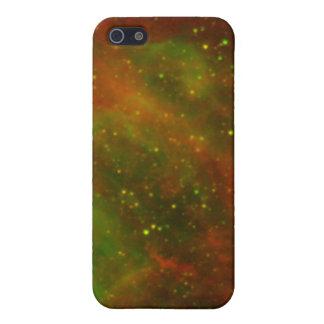 Supernova Remnant N 63A iPhone 5 Cases