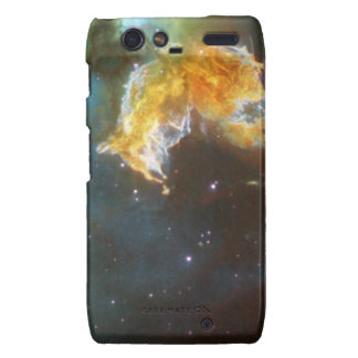 Supernova Remnant N 63A Menagerie Droid RAZR Covers