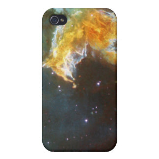 Supernova Remnant N 63A Menagerie Cover For iPhone 4