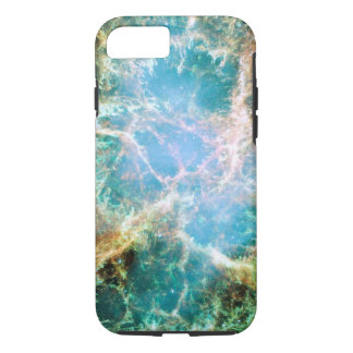 Supernova Remnant Position in Crab Nebula iPhone 7 Case