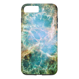 Supernova Remnant Position in Crab Nebula iPhone 7 Plus Case