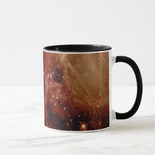 Supernova SN1987A in the Large Magellanic Cloud Mug