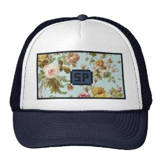 SuperPayce Floral Cap