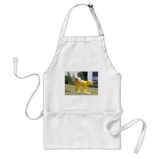 superpeeledbannana standard apron