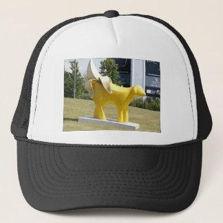 superpeeledbannana trucker hat