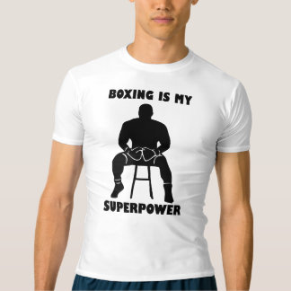 Superpower Boxing T-Shirt