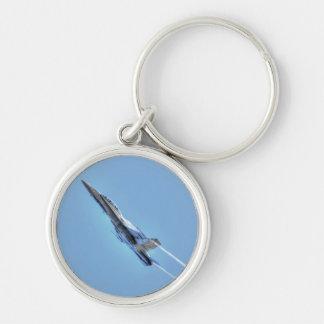 Supersonic Airforce Jet-Fighter Designer Gift Keychains