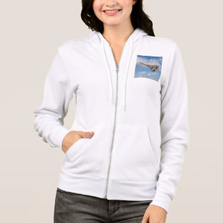Supersonic Concorde G-BOAB Hoodie