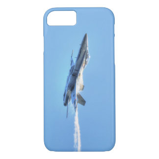 Supersonic F-18 Jet-Fighter Design for Pilots iPhone 8/7 Case